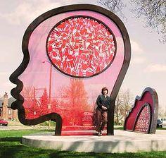 Public Art, City Park, Denver, Colorado