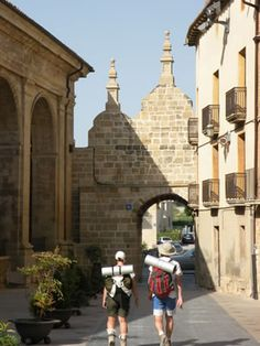 Los Arcos to Viana Day 7 on the Camino Frances