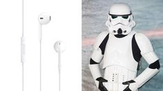 Apple's iconic white earbuds were inspired by 'Star Wars' (AAPL) #Correctrade #Trading #News