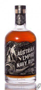 Austrian Empire Navy Rum Solera 21 YO 40% vol. 0,70l