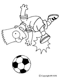 45 Best Coloring Pages (The Simpsons) images   Coloring ...