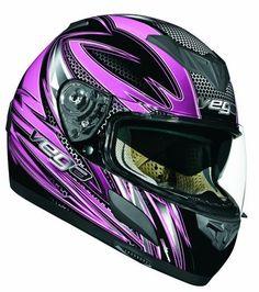 Vega Womens Insight Razor Full Face Helmet 2013
