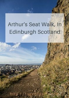 Arthur's Seat Walk, In Edinburgh Scotland | walk in Scotland, what to do in Edinburgh, find a hike in Edinburgh, where to go in Edinburgh, visit Scotland, travel tips, travel guide, slow travelling, hiking in Scotland