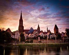 Ulm, Baden-Württemberg, Germany