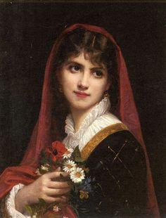 Temas da Pintura: Mulheres (1)