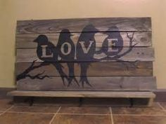 rustic wood signs - - Yahoo Image Search Results