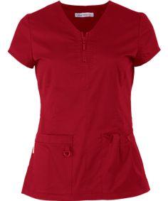 Koi Stretch Scrubs Mackenzie Top - S - Grape Vet Scrubs, Nursing Scrubs, Scrubs Pattern, Stylish Scrubs, Navy Scrubs, Scrubs Uniform, Womens Scrubs, Nursing Clothes, Scrub Tops