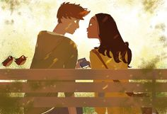 MY FAVOURITE STORY by Pascal Campion