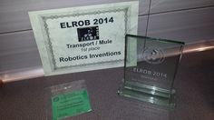 During Military Elrob 2014 competition RI's logistic robot - RI A-Bot Standard got the best results for the autonomous logistics mission. Congratulations to the team!