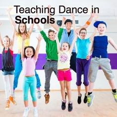 Teaching Dance in Schools- The dance teacher I interviewed said how dance is very much appreciated in her district. It is important districts, parents and students respect these classes and note how they can positively impact their lives. Teach Dance, Learn To Dance, Dance Teacher, Dance Class, Upper Elementary, Elementary Schools, Flash Mob, Schools Around The World, First Year Teachers