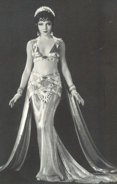 Claudette Colbert. | Costume inspiration | Pinterest | Cleopatra ...