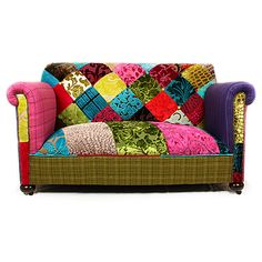 Patchwork Furniture   Just Fabrics