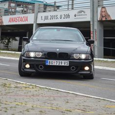 BMW e39 M Sport