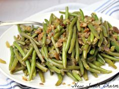 Steakhouse Green Beans are a great easy to make side dish for just about any meal. I love to serve them with chicken, pork chops, and of course steak. A lot of the time dinner around here is just meat and potatoes. Actually, they are more like meat and veggies, I rarely fix potatoes during …