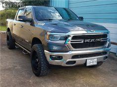 2019 Ram 1500 Hostile Rage Nitto Ridge Grappler Ram Trucks, Dodge Trucks, Pickup Trucks, Nitto Ridge Grappler, 2019 Ram 1500, Aftermarket Wheels, Dodge Ram 1500, Performance Parts, Future Car