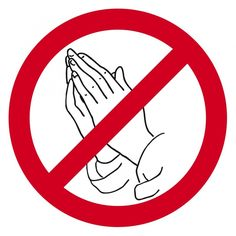 Beten verboten • (nach Dürer)