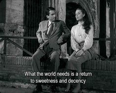 One of my favorite movies, Roman Holiday.