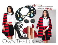"""""""OwnTheLooks"""" by fiohelston ❤ liked on Polyvore featuring Dolce&Gabbana and ownthelooks"""