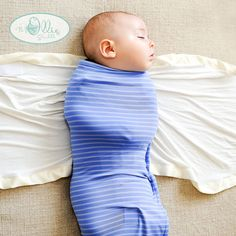@theollieworld swaddles are amazing - super-stretchy, breathable fabric and an opening at the bottom so you don't have to remove to change diapers! Enter to win 2 swaddles on projectnursery.com.