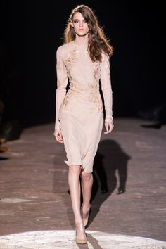 Francesco Scognamiglio Fall 2013 Ready-to-Wear Collection Photos - Vogue