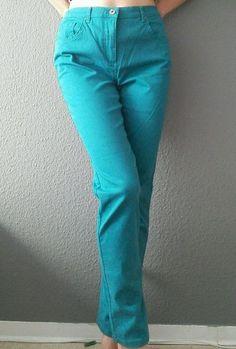 Fiora Blue Damen Jeans Anzughose Hose Freizeithose Stretch Türkis Blau Gr.38/40 in Kleidung & Accessoires, Damenmode, Hosen | eBay!