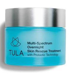 TULA Multi-Spectrum Overnight Skin Rescue Treatment