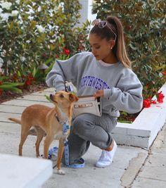 Ariana Grande out in LA 8/15/15