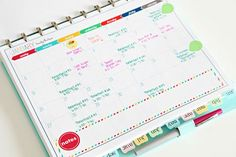 Not satisfied with the planners available to you? Make your own DIY personal planner to stay on-task and organized!