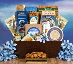 The Perfect Gift Basket - Blue Sky Limit,
