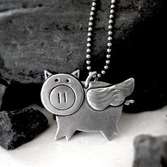 When Pigs Fly Artisan Jewelry
