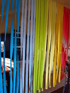 Birthday party ideas for a two-year old | We were not ready for a party at the two-year mark. | I love the rainbow party theme because it can be used so many times for different but related themes! | RookieMoms.com