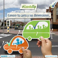 Conoce bien tu vehículo. Signs, Industrial Safety, Road Traffic Safety, Shop Signs, Sign