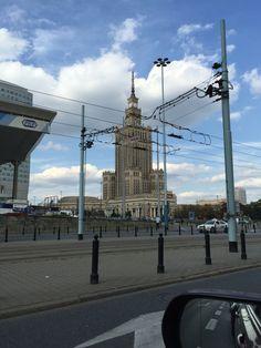 Warsaw. Poland.