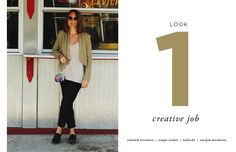Get Interview Ready with @Independent Fashion Bloggers via The Everygirl  // Creative Job