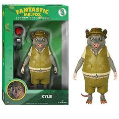 Fantastic Mr. Fox Legacy Collection Kylie Action Figure