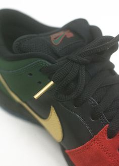 best sneakers d9d1c fea1f Nike SB Dunk Low - BHM (Black History Month) Nike Sb Dunks, Black