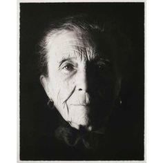 yama-bato:  Louise Bourgeois [+]  Date: 1992 (printed 2006)  Artist: David Seidner [+] American, 1957-1999 Printer: Daniel Belknap