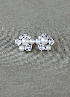 Pearl Earrings - Elise - Best Selling!
