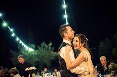 La boda vintage de Rubén y Marta