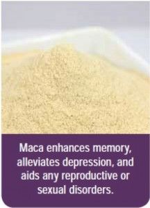 How to boost your sex drive, naturally with Maca.