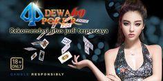 Dewapoker69.com merupakan kumpulan daftar situs judi online terpercaya yang menggunakan uang asli Indonesia dengan minimal deposit 10 rb. Kami adalah salah