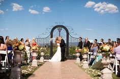 Another beautiful wedding at the Villa de Amore wedding venue near Orange County. The Temecula Wine Region enjoys the best weather in Southern California. It's far enough inland to avoid the coastal overcast skies but near enough to the coast to avoid the heat of Palm Springs area.   View the Villa de Amore photo galleries and see hundreds of photos of weddings and the Villa property.  http://villadeamore.com/wedding-venue-photos/