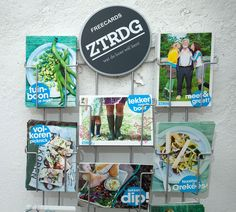 IDENTITY FOR WEBSITE AND ONLINE FOOD CULTURE / RECEPIES AND LIFESTYLE BOOK : ZTRDG