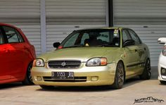 For those Suzuki Baleno loverz..!  via #LoweredProject