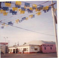 Vintage Napa valley