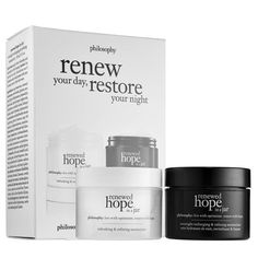 Philosophy Renew Your Day, Restore Your
