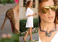 Carrie Bradshaw's best look :)