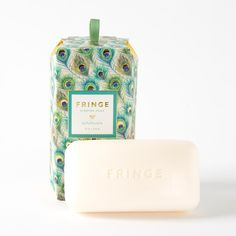peacock candle arber | Home › Peacock Standing Soap Box by FRINGE