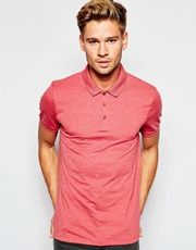 ASOS Polo Shirt in Jersey