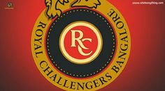 The Royal Challengers Bangalore are franchise cricket team based in Bangalore, Karnataka, that plays in the Indian Premier League (IPL). Ab De Villiers, Chicago Cubs Logo, Premier League, Cricket, Fan, Sports, Cricket Sport, Excercise, Sport